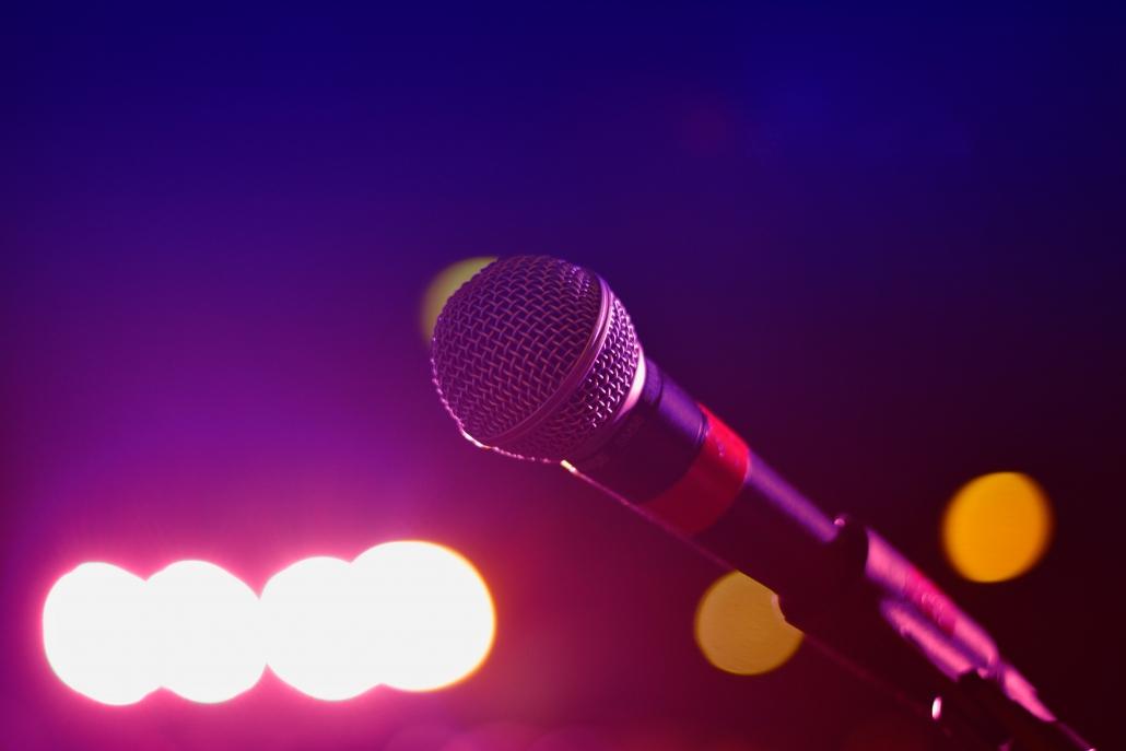 karaoke vibes